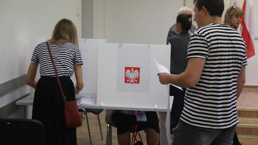 Wyniki wyborów. Największa frekwencja wyborcza w Polsce była w Warszawie