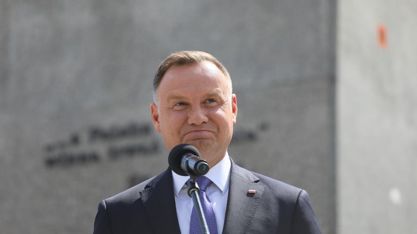 Andrzej Duda. Zdjęcie ilustracyjne