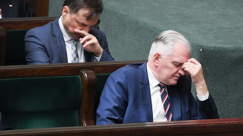 Ziobro i Gowin mnożą żądania. Czego teraz chcą od Kaczyńskiego?