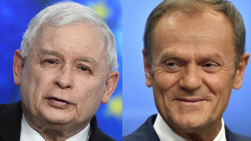 Życzenia noworoczne od polityków. Tusk wznosi toast za Kaczyńskiego, Terlecki wzywa kłamliwe media do opamiętania