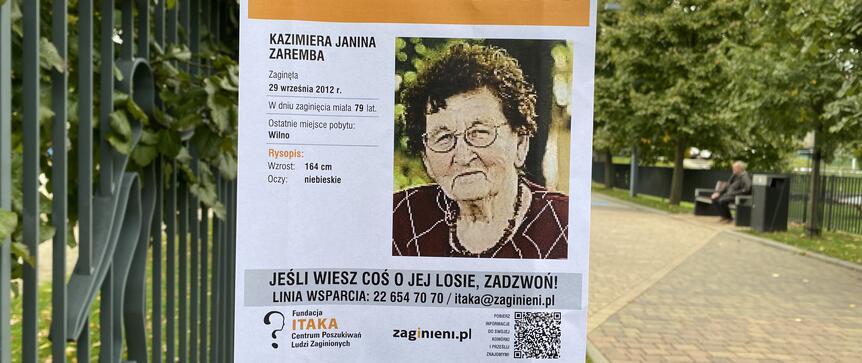 Polka zaginęła na pielgrzymce, nawet ksiądz nie chciał jej szukać