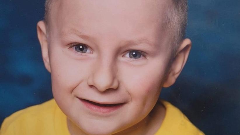 Zaginął 6-letni Hubert Jarosz