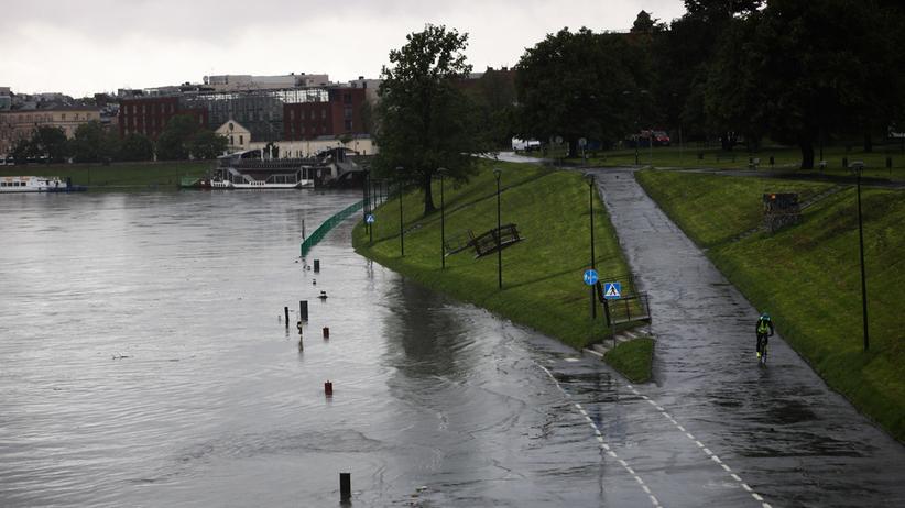 Powódź 2019 kraków