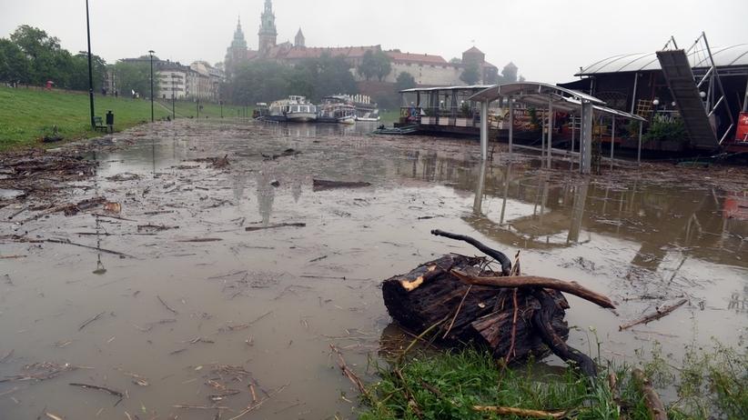 Powódź Kraków