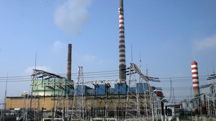 Pożar w elektrowni Siersza. Odcięto dostawy prądu