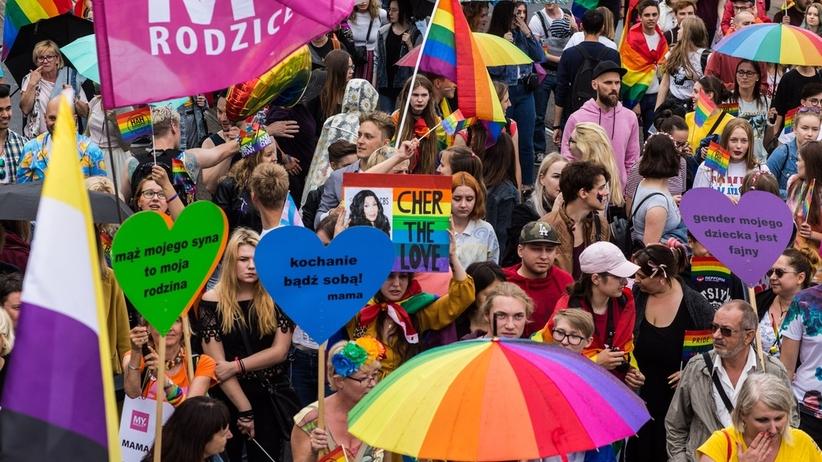 """Marsz Równości w Poznaniu. """"Nie jesteście mniejszościami"""""""
