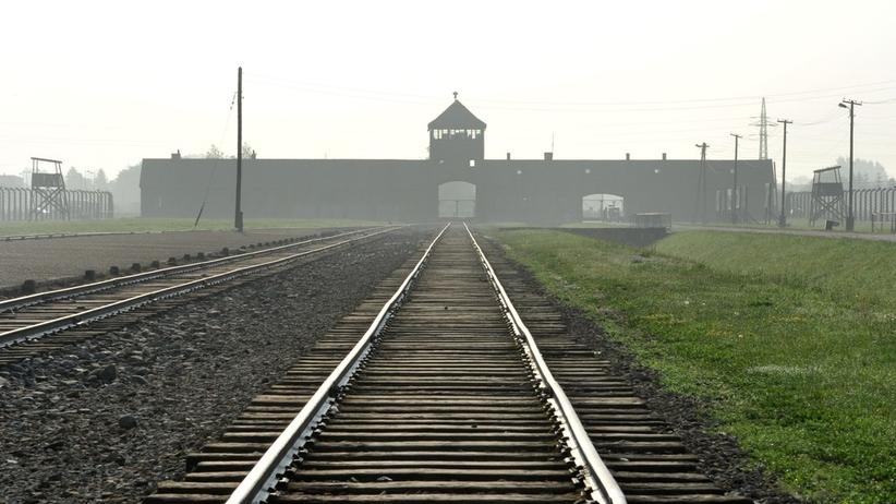 Amerykanin przyłapany na próbie kradzieży w Auschwitz. Został zatrzymany