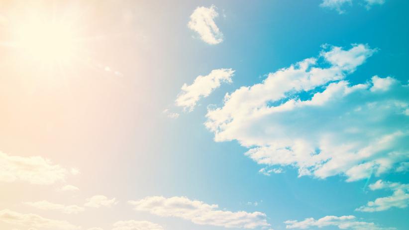 Pogoda na czwartek. Słoneczny dzień. Na termometrach nawet do 20 st. Celsjusza