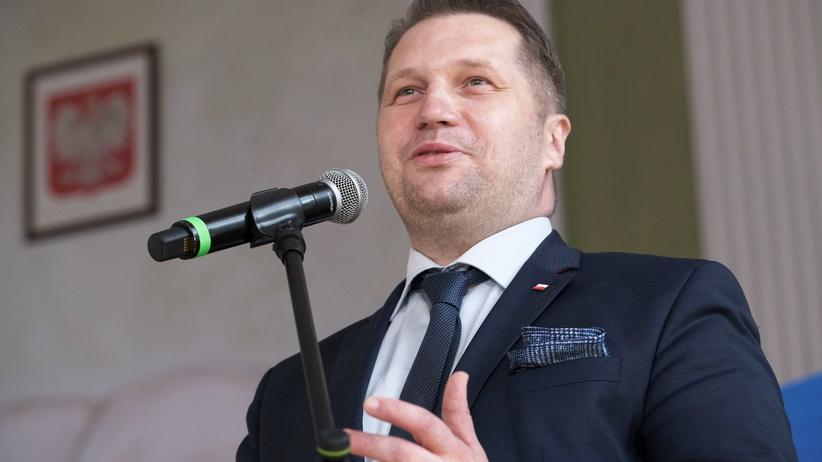 Przemysław Czarnek o cnotach niewieścich w programie MEiN