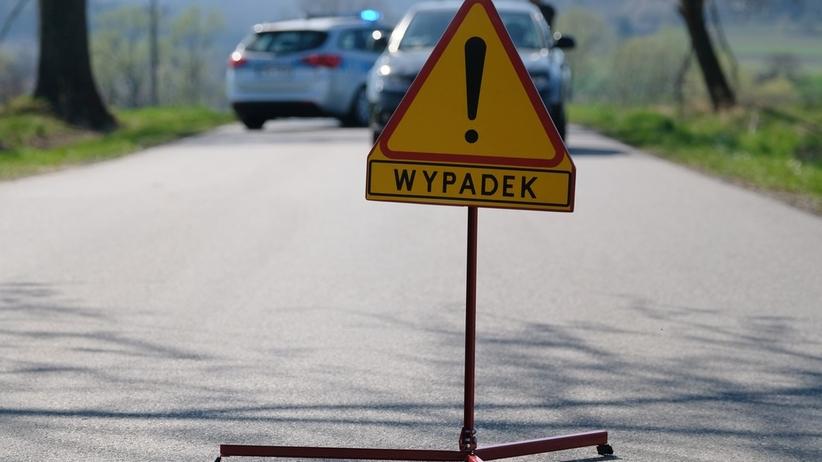 Tragiczny wypadek na drodze. Nie żyje jedna osoba