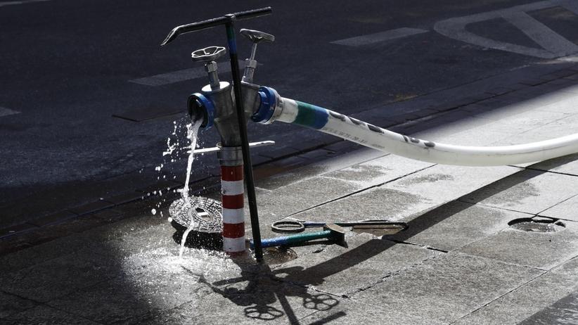 Woda wysycha. Ostrzeżenie hydrogeologiczne dla większości województw
