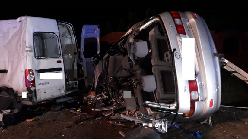 Tragedia na drodze. Auto stanęło w płomieniach, nie żyje 18-latek