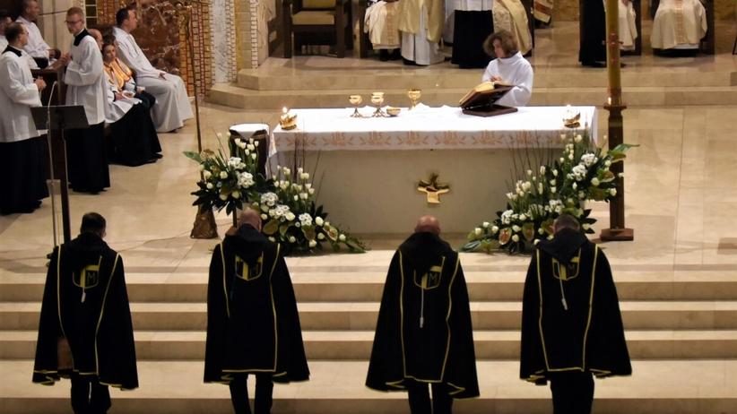 Rycerze zakonu Jana Pawła II