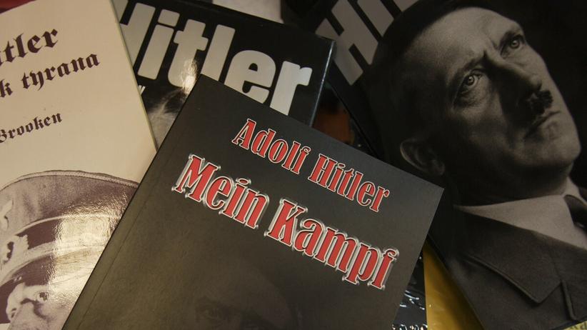"""""""Mein Kampf"""""""