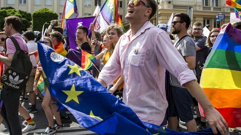 Marsz Równości w Rzeszowie. Wyzwiska i obrzucanie jajkami