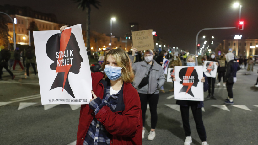 Protesty kobiet