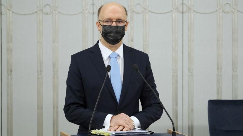 Senat nie poparł Piotra Wawrzyka na RPO
