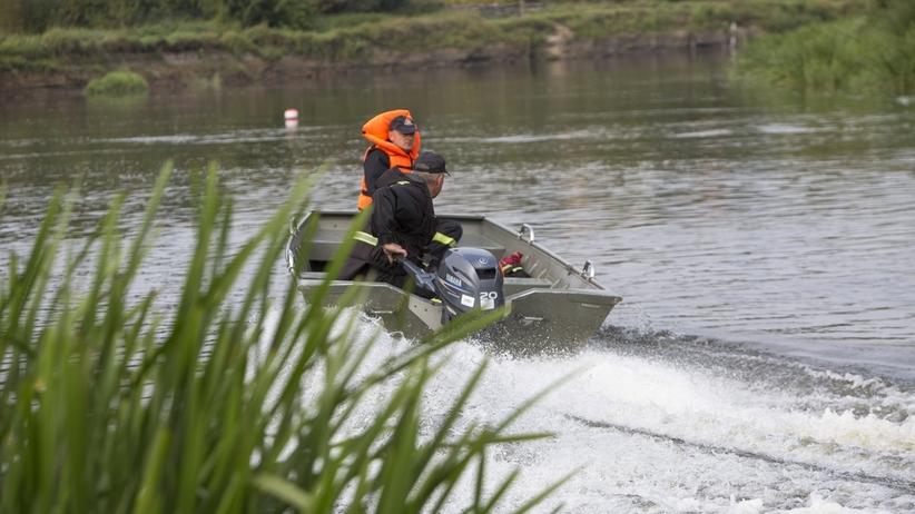 Tragedia na Śląsku. Zwłoki mężczyzny znalezione w korycie rzeki