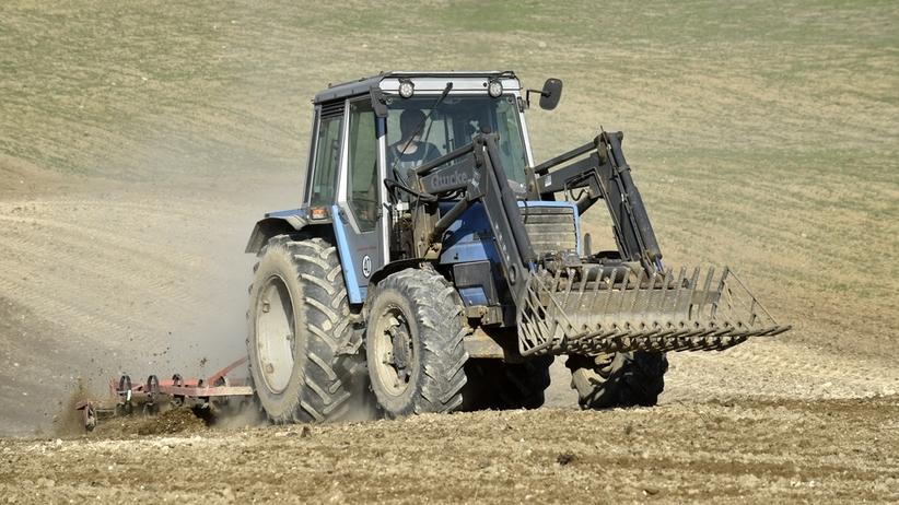 Pijany traktorzysta skosił drewniany płot. Grozi mu do 2 lat więzienia