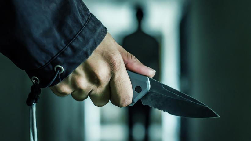 Nożownik samobójstwo w areszcie