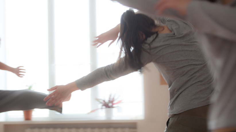 instruktor tańca oskarżony