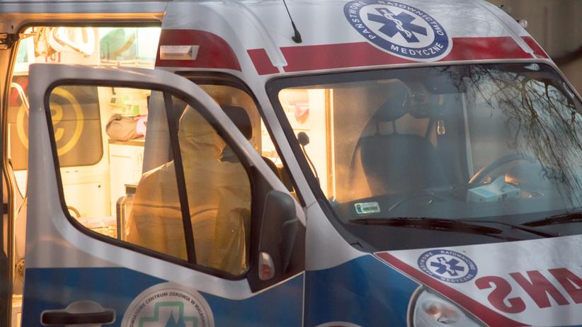 Koronawirus śmierć 27-latki w Łańcucie