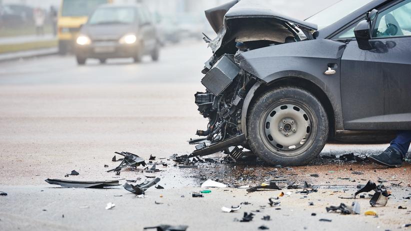 Tragiczny wypadek na Mazowszu. Nie żyją dwie osoby