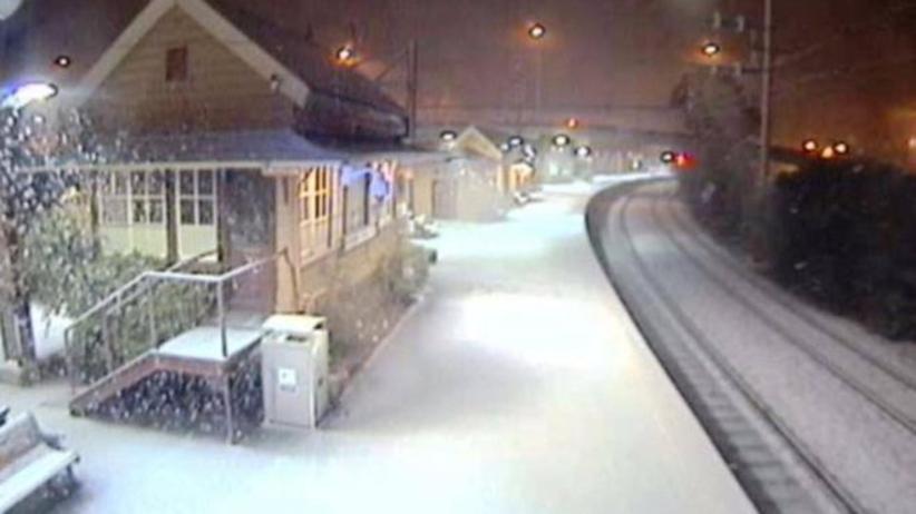 Białe szaleństwo w Australii. W subtropikalnym stanie Queensland spadł śnieg