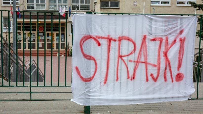 Kto popiera strajk nauczycieli? Polacy podzieleni