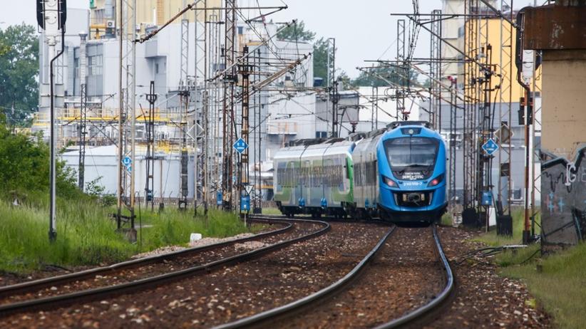 Rozpędzony pociąg zabił człowieka. Tragedia w Sosnowcu