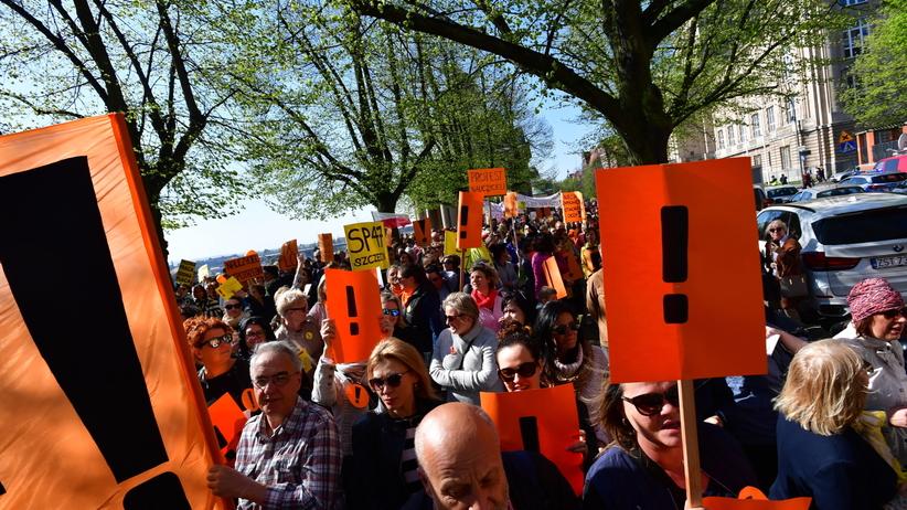 strajk nauczycieli ile potrwa