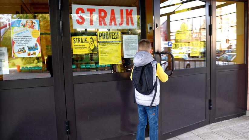 Nauczyciele mogą zaostrzyć formę protestu. Pojawiają się nowe pomysły
