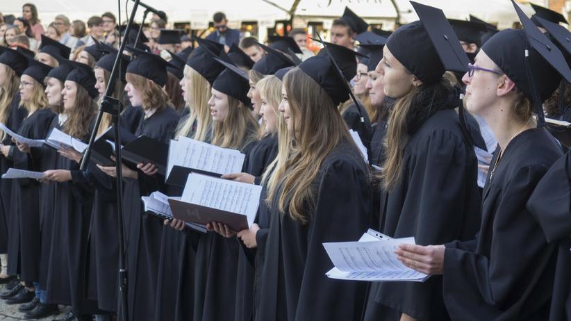 Studenci inaugurują rok akademicki