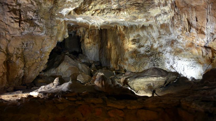 Szczątki 12-latki w Jaskini Tunel Wielki. To Skandynawka