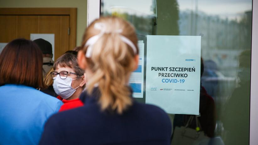 Szczepienia przeciw Covid-19 niepełnoletnich, formularz od MZ