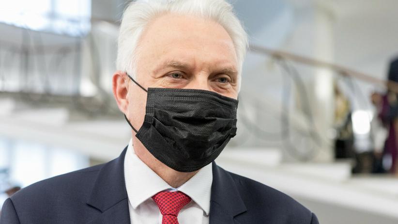 Waldemar Kraska szczepienia przeciw covid