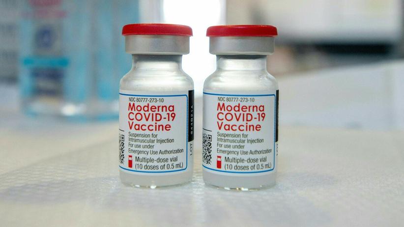 Moderna wnioskuje do EMA o dopuszczenie do szczepień młodzieży 12-18