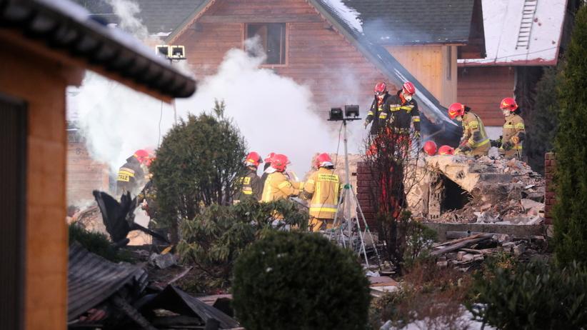 Szczyrk. Ofiary wybuchu przy Leszczynowej to znana rodzina. Burmistrz ogłosił żałobę