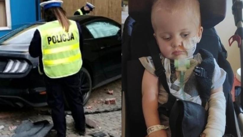 Zbiórka na rehabilitację 2-letniego Bartka