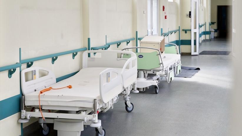 Szpitale toną w długach