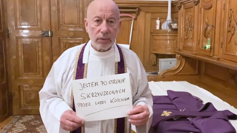 Pedofilia w kościele, słowa Rydzyka