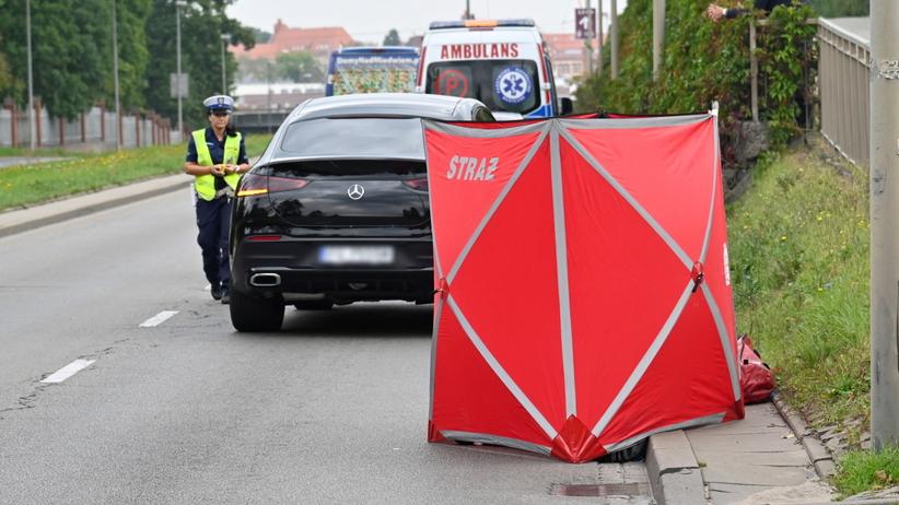 wypadek w Szczecinie