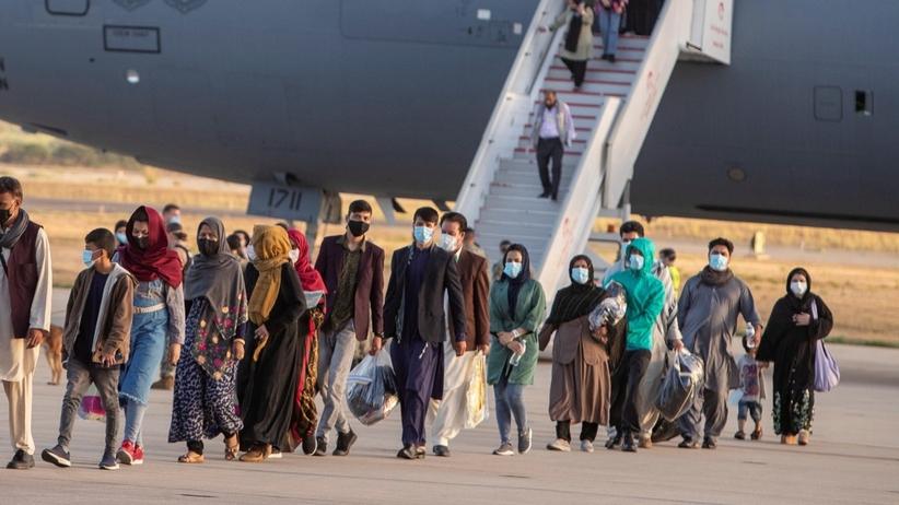 Uchodźcy z Afganistanu zostaną w Polsce