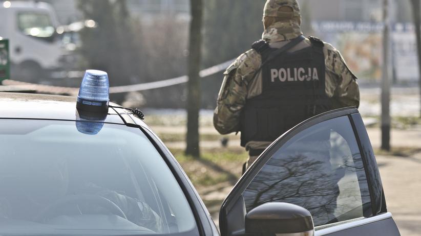 Polka zleciła zabójstwo męża obywatelowi Ukrainy. Wpadła przy wpłacaniu zaliczki