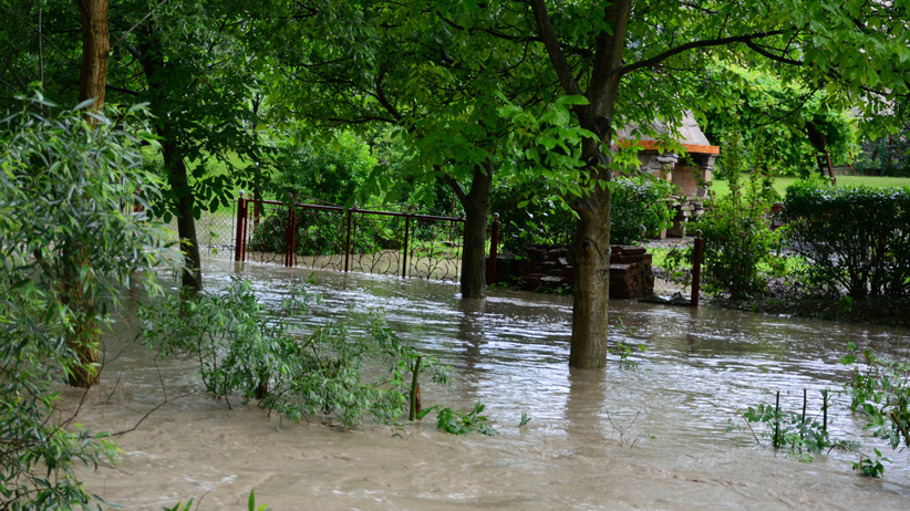 Powódź w Polsce/zdjęcie ilustracyjne