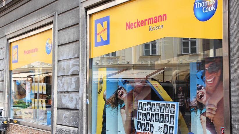 Upadek biura podróży Neckermann. Polscy turyści wracają do kraju