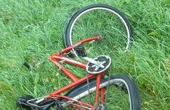 Śmiertelne potrącenie rowerzystki na DK 58