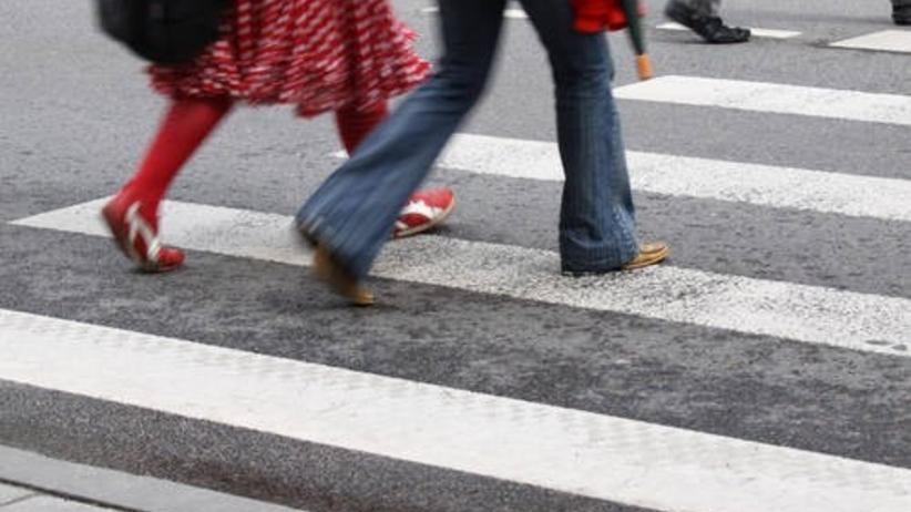 Śmierć na przejściu dla pieszych. Samochód potrącił starszą kobietę