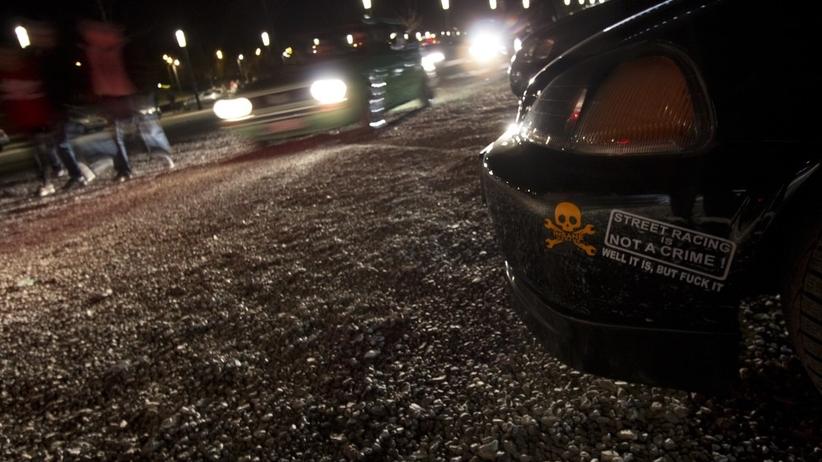 Warszawa. Pijany emeryt jeździł i uszkadzał samochody. Miał 1,5 promila alkoholu we krwi