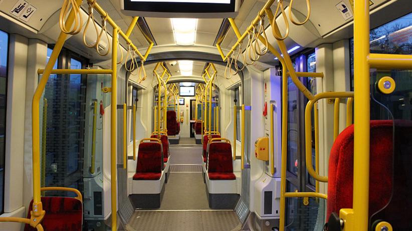 Ukrainiec zaatakowany w tramwaju w Warszawie